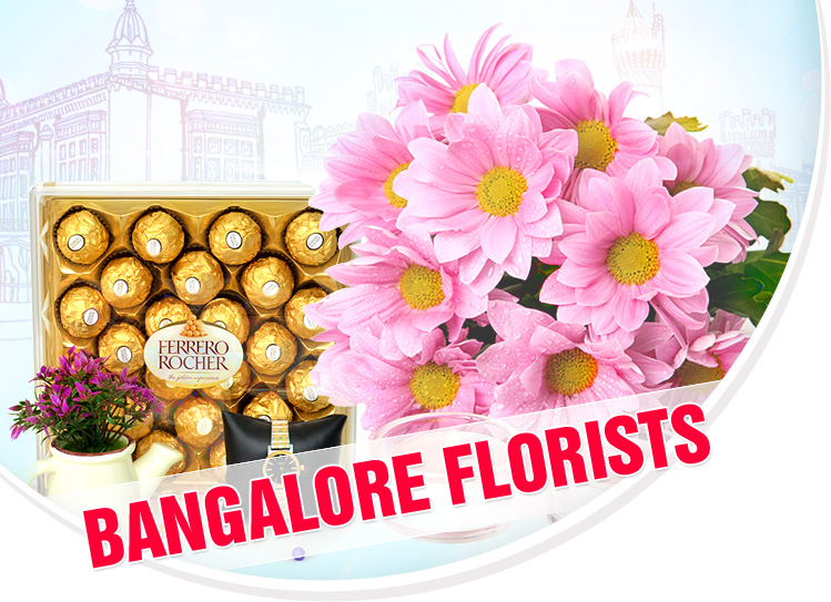 Flowers to Bangalore